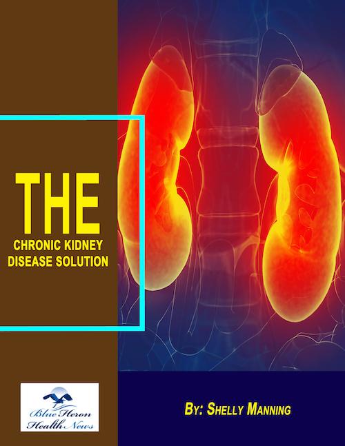 The Chronic Kidney Disease Solution