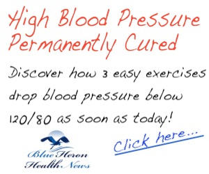 High Blood Pressure Permanently Cured