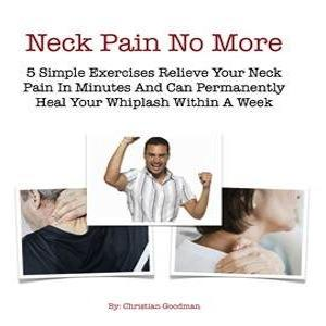 Neck Pain No More
