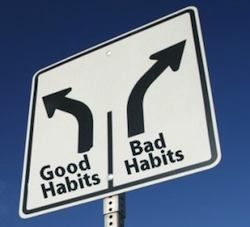3 Bad Habits That Prevent You From Getting Fit