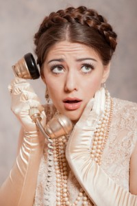 Telephone Heals High Blood Pressure