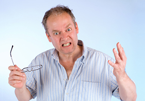 How Losing Your Temper Causes Stroke and Heart Attack