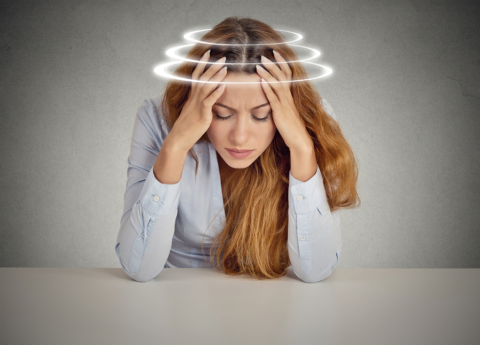 Vertigo Cured With This Simple Home-Based Therapy