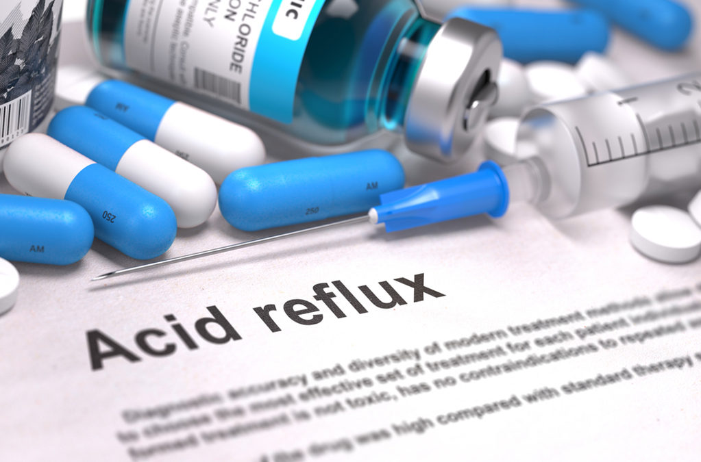 A Scary-Sounding Acid Reflux Treatment (backed by a new study)