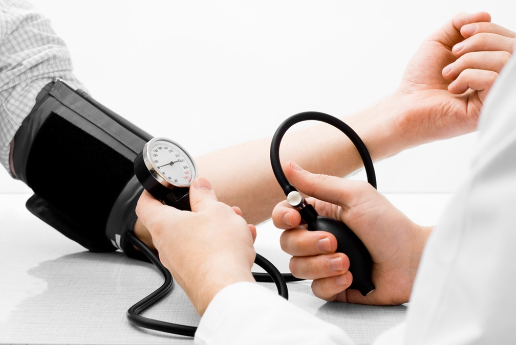 When High Blood Pressure Is A Good Thing