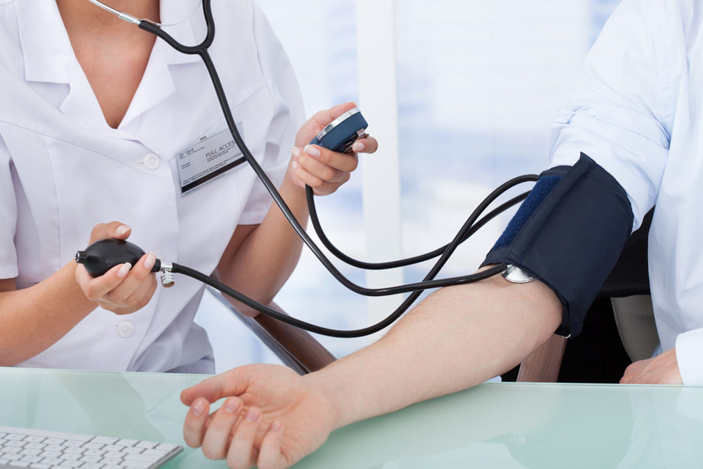 The Health Promoter that Causes High Blood Pressure