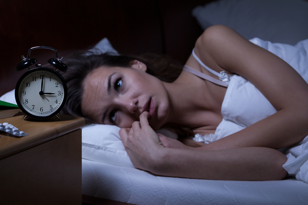 Can't Sleep? There's a 52% Chance You Suffer This Dangerous Disorder