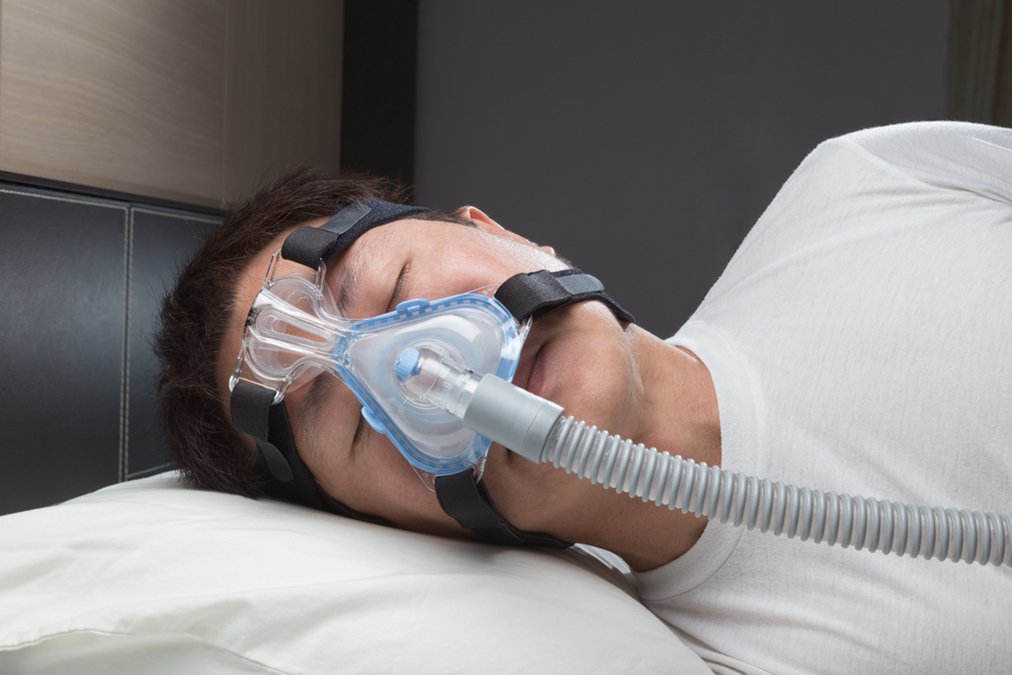 The Benefit of Sleep Apnea As We Age