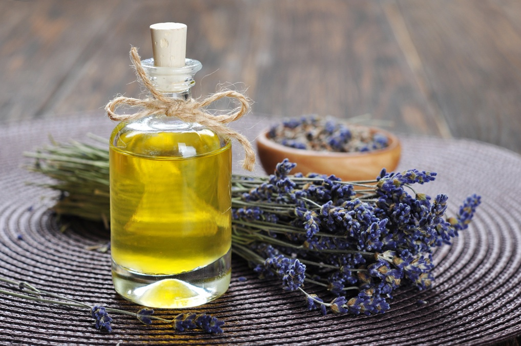 Good Smelling Oil Lowers Blood Pressure