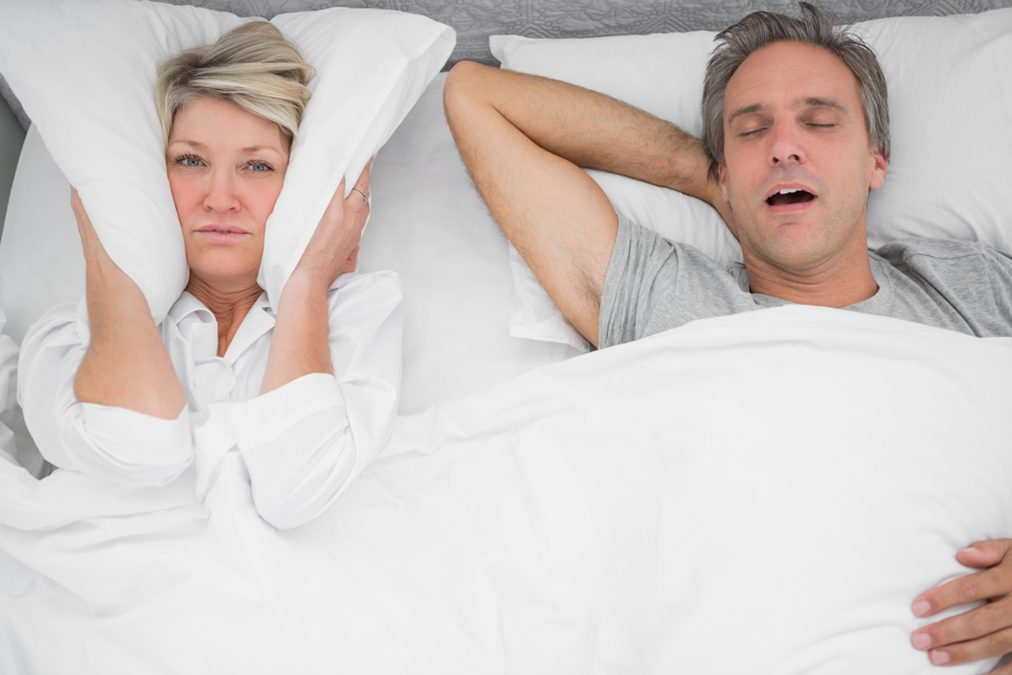 The Easiest Way to Separate Snorers from Sleep Apneas