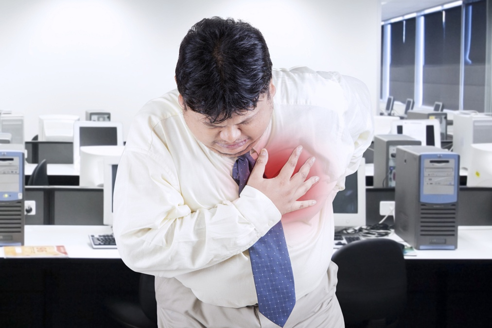 Surprising Heart Attack and Weight Connection Discovered