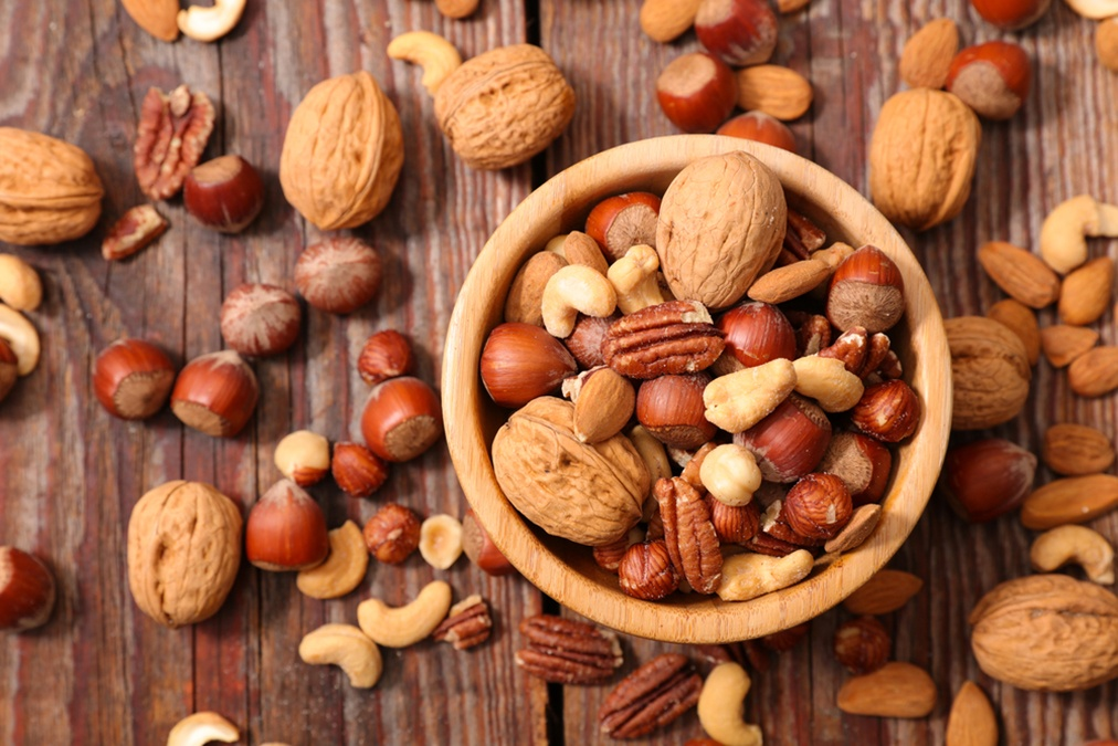 This Nut Drops Heart Attack Death Risk by 31% (While the other does nothing)