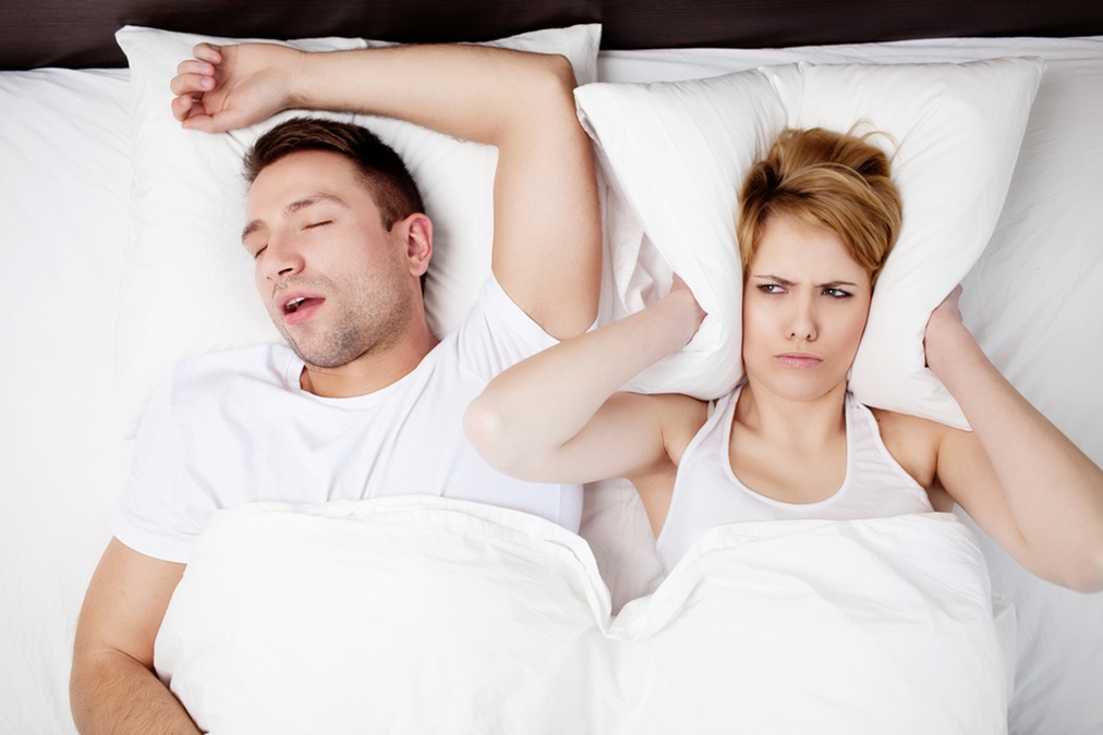 Snoring Causes a Sudden Death in Healthy People
