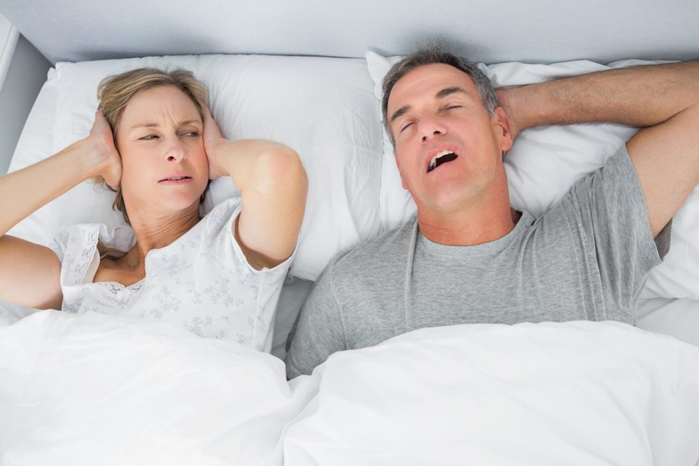 Snoring Causes Alzheimer's (new study)