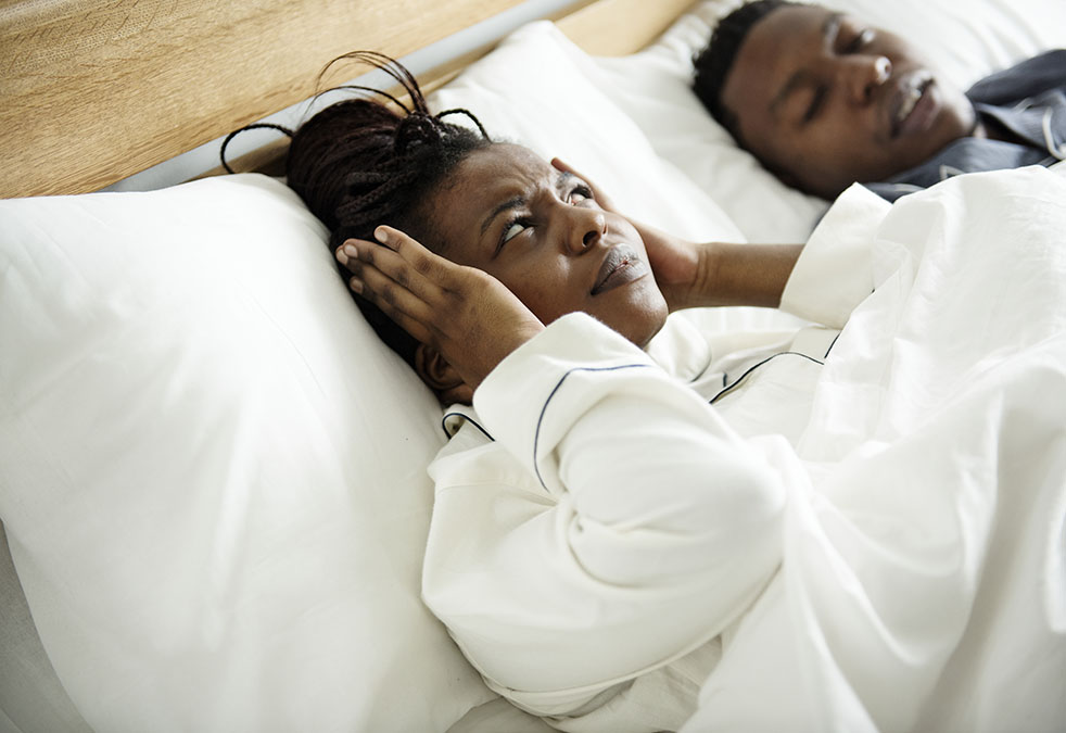 The Physical Damage of Snoring