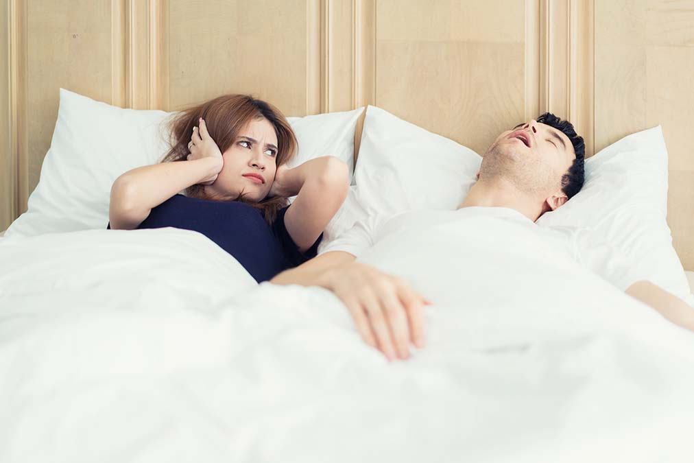 The Effects of Snoring on Your Age
