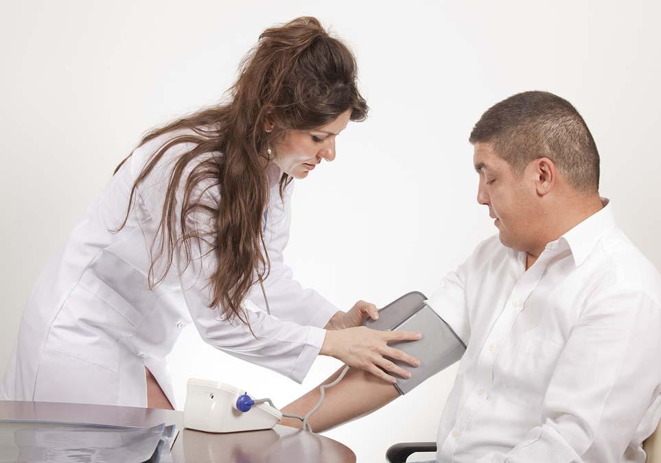 A Hidden Clue to High Blood Pressure in Men