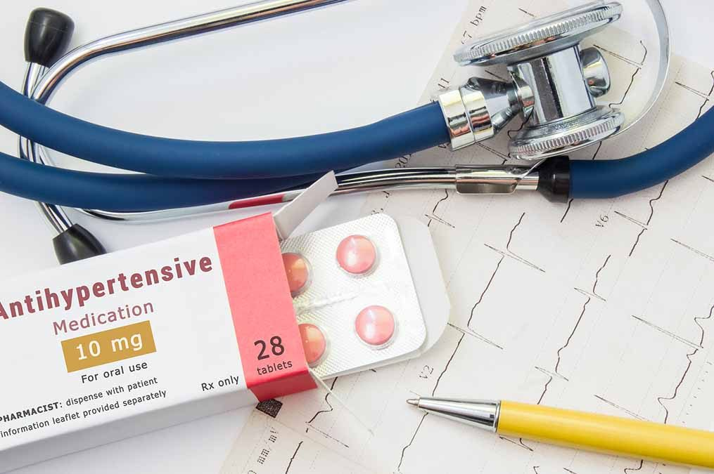 These Blood Pressure Drugs Raise Cancer Risk 250%