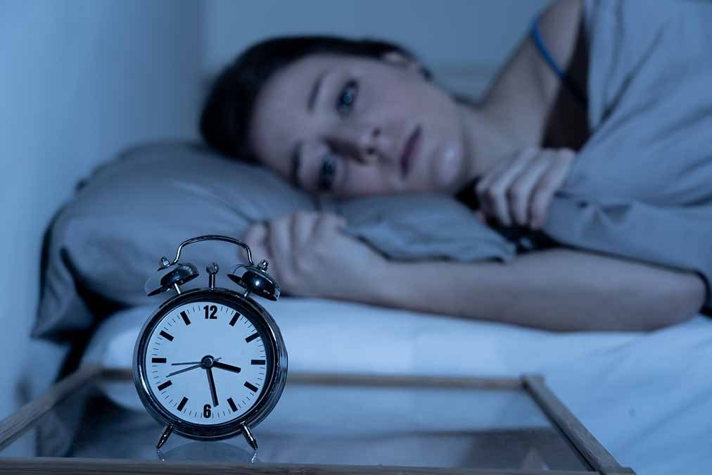 The Link Between Menopause, Diabetes and Poor Sleep