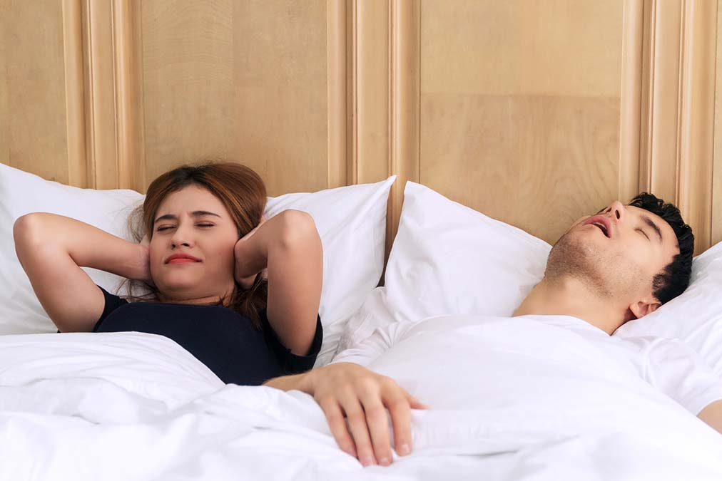 Snoring Causes This Deadly Disease