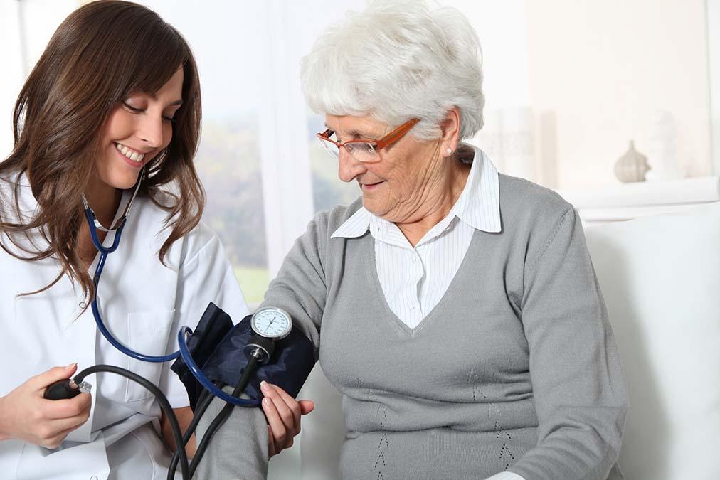 To lower blood pressure – STINK!