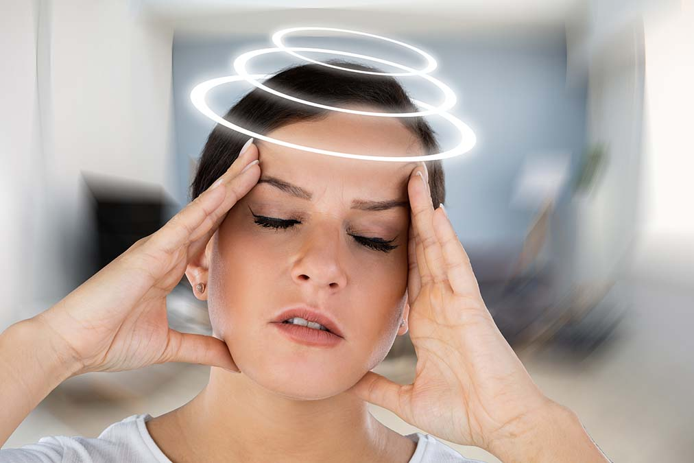 A New Treatment for Vertigo Discovered (when all else fails)