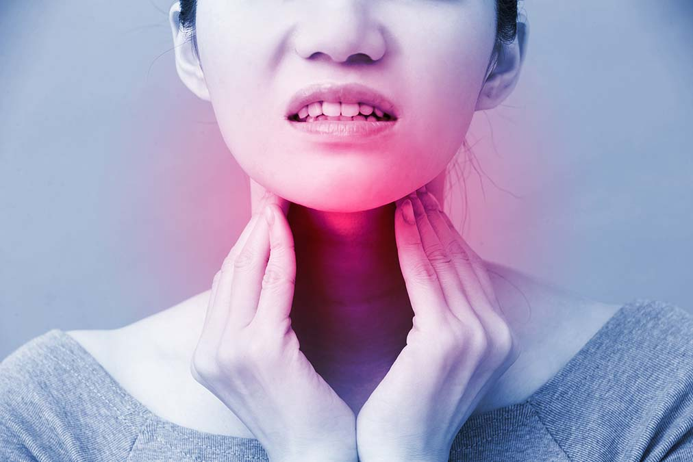 Hypothyroidism Causes These Common Psychological Disorders