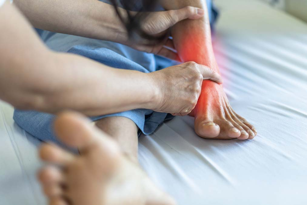 New Technology Diagnoses Gout Without Needles