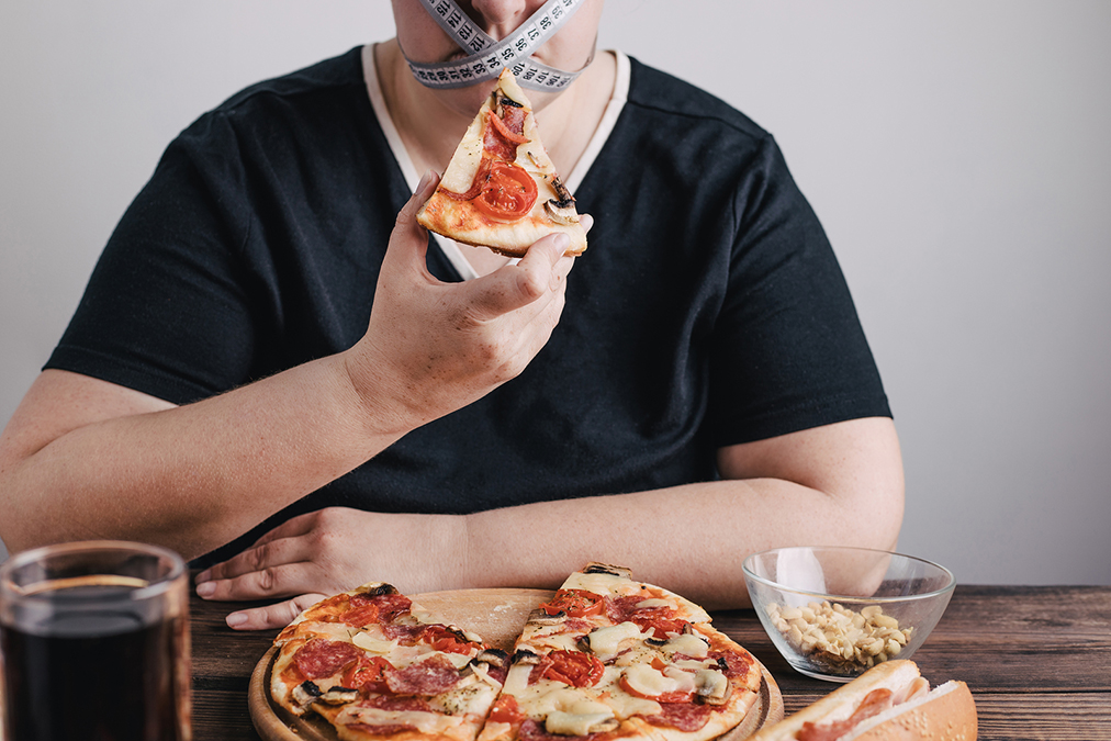 Obesity and Anxiety Connection