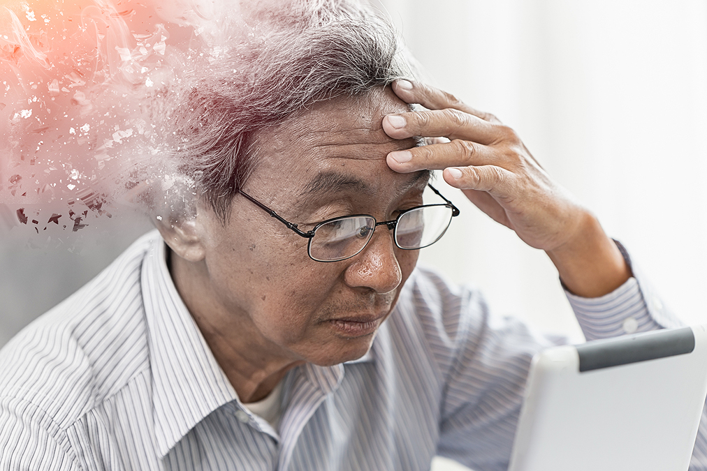 This Gut Issue Increases Alzheimer's Risk by 600 %