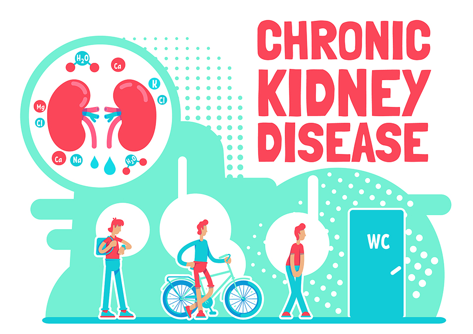 Your Neighborhood Caused Chronic Kidney Disease
