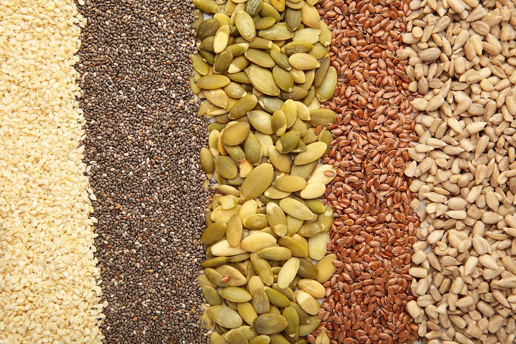 The Best Cholesterol-Lowering Seeds
