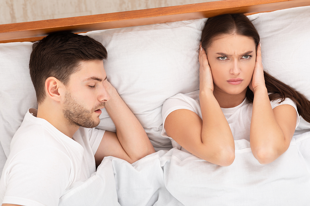 If You Snore, You Have Sleep Apnea, Right? (answer inside)