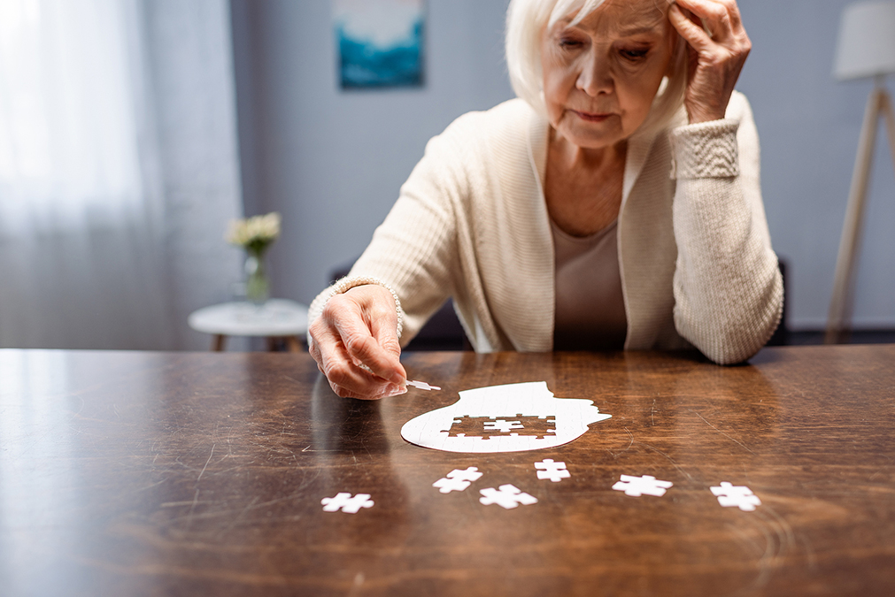Why Dementia Hits This Gender Worse
