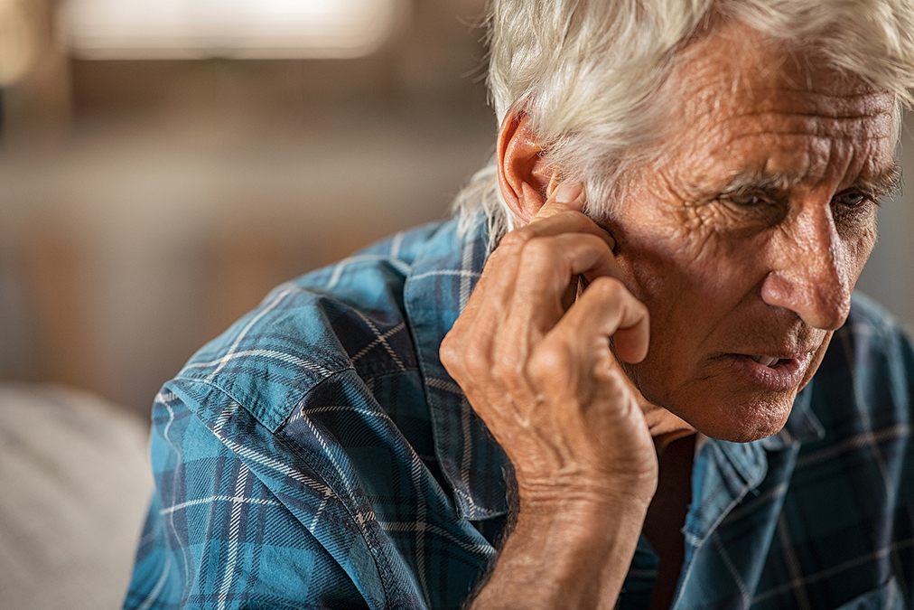 Osteoporosis And Hearing Loss–A Strange Connection