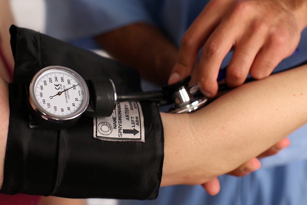 Automatically Lower Blood Pressure The Natural Way