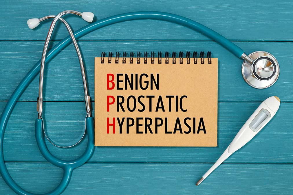 When Enlarged Prostate Prevents Prostate Cancer